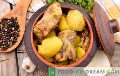 Carne con verdure in vaso - cuciniamo con piacere e salute. Ricette di carne con verdure in vaso