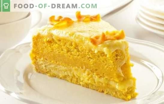 Torta magra a casa - cuocere senza uova, latte e burro. Ricette di torte di quaresima per i credenti che amano i dolci
