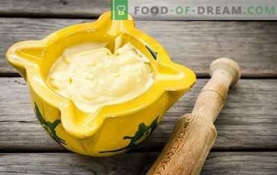 Salse aioli - maionese all'aglio per tutti i piatti. Ricette classiche, moderne e semplificate per salse Aioli