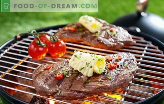 Marinata per barbecue - svela il gusto! Una selezione di diversi barbecue per marinare le ali, pollo, maiale