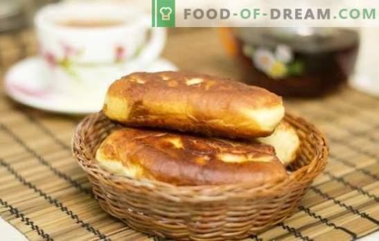 Torte di marmellata fritte: il gusto, lo stesso sapore! Ricette di torte fritte con marmellata di pasta diversa
