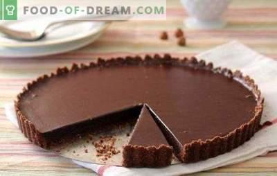 La torta al cioccolato con le noci è una dolce favola! Ricette comprovate per le torte al cioccolato più deliziose e saporite con noci
