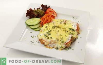 Filetto di pollo in francese non è solo patate, formaggio, funghi e maionese! Cottura del filetto di pollo in francese: le migliori ricette
