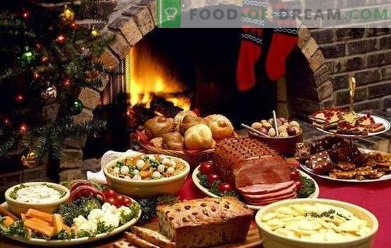 Ciò che è tradizionalmente preparato per Natale