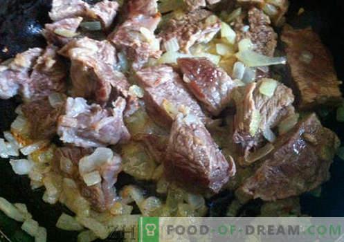 Zuppa di Kharcho - ricetta con foto e descrizione passo-passo