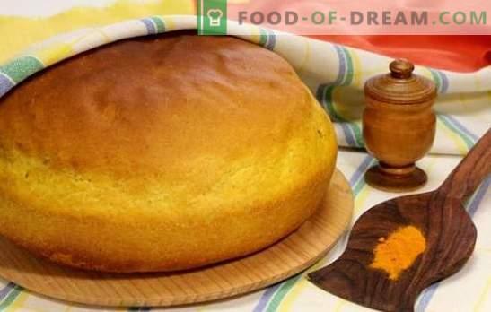 Delizioso e sano pane di quarzo con cumino, anice, zenzero. Le migliori ricette di pane veloce su brodo di patate e salamoia