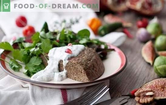 Soufflé di fegato di pollo - piatto dietetico? Soufflé di fegato di pollo cotto a vapore e cotto