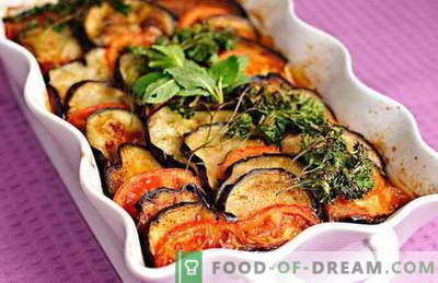 Casseruola di melanzane - le migliori ricette. Come cucinare correttamente e gustoso casseruola di melanzane.