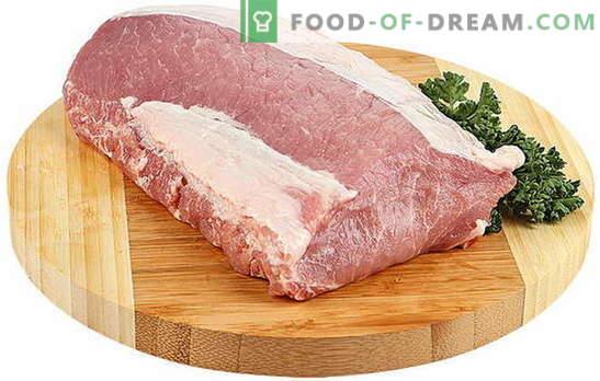 Come cucinare in modo che la carne di maiale sia morbida - le migliori ricette e le osservazioni culinarie. Le sfumature della cottura di maiale