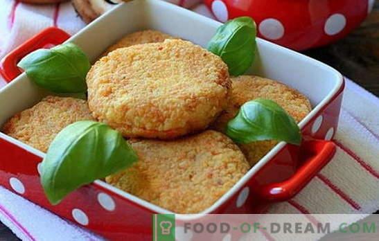 Le costolette di carpa sono un piatto squisito per un tavolo festivo e una cena in famiglia. Costolette di carpa succosa e gustosa: ricette, sottigliezze e segreti della cucina
