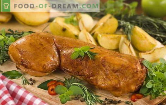 Cómo cocinar un conejo para que la carne esté suave. Recetas de conejo en varias salsas, el secreto para hacer carne suave