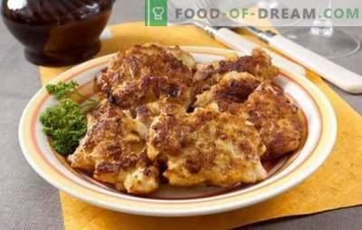 Maiale albanese - gustoso, economico, molto! Le migliori ricette di maiale albanese con funghi, cipolle, formaggio, verdure