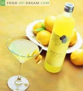 Comment boire du limoncello