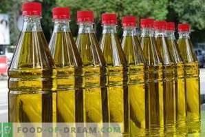 Come conservare l'olio di girasole