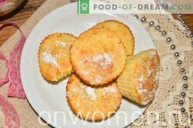 Cupcakes con mele e cannella