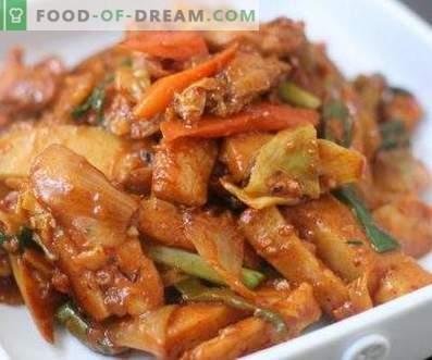 pollo coreano hee