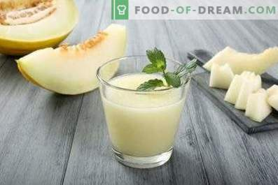 Melonensmoothies
