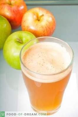 Come alleggerire il succo di mela
