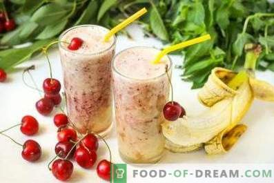 Smoothie Cherry Sweet