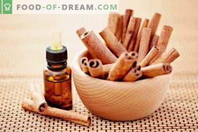 Olio di cannella: proprietà e applicazioni