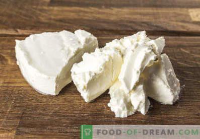 Wie man den Philadelphia-Käse ersetzt