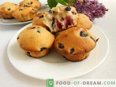 Qual è la differenza tra muffin e muffin