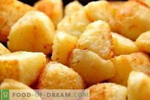 Cosa fare se le patate sono troppo salate