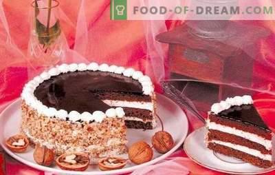 A proposito di dolci alle noci - solo la verità! Segreti professionali di cucinare dolci con noci e prugne